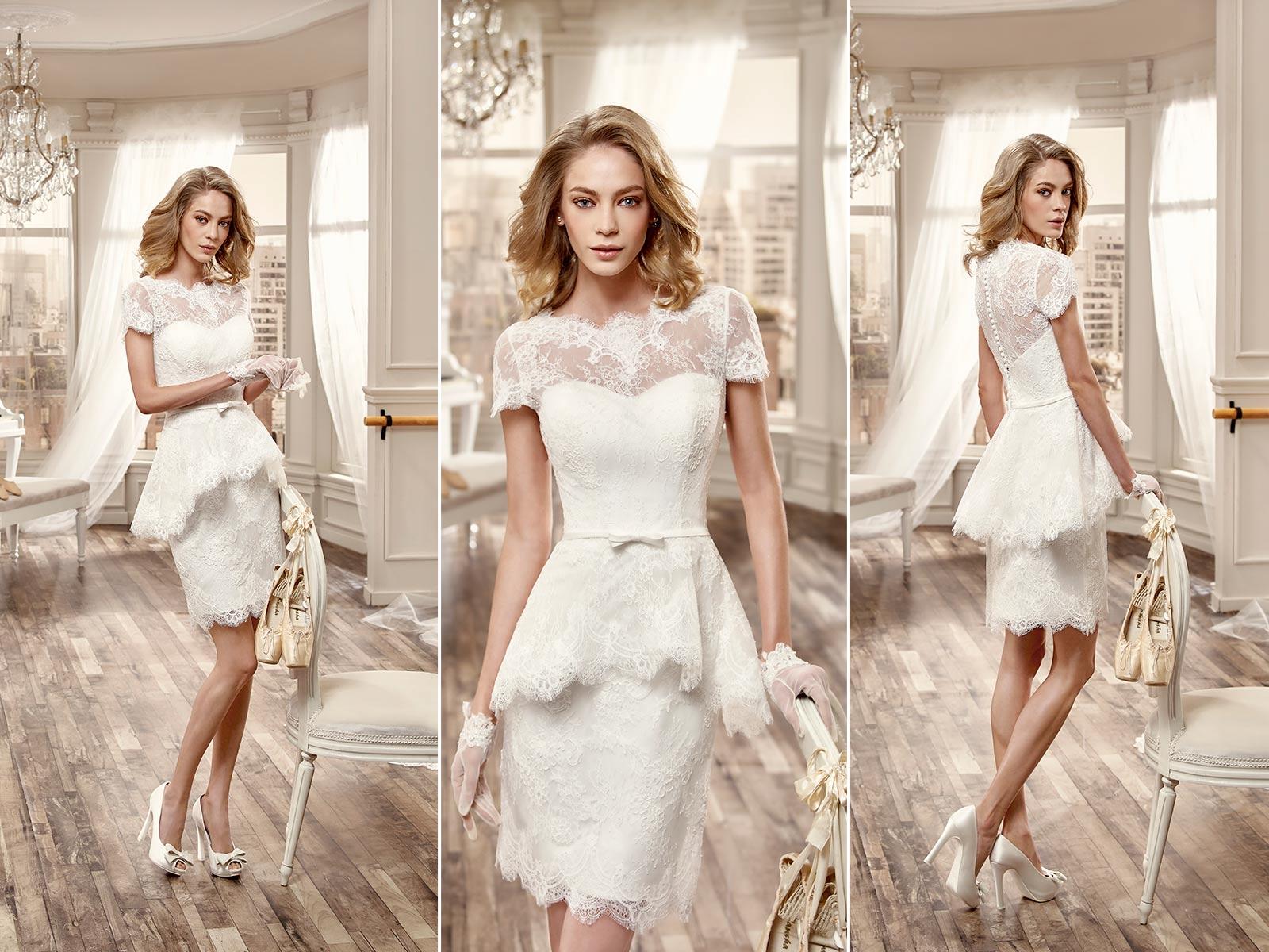 Che abito da sposa sei? Creativo e anticonvenzionale