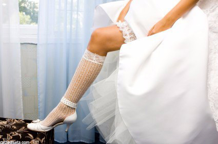 calze accessori abiti sposa