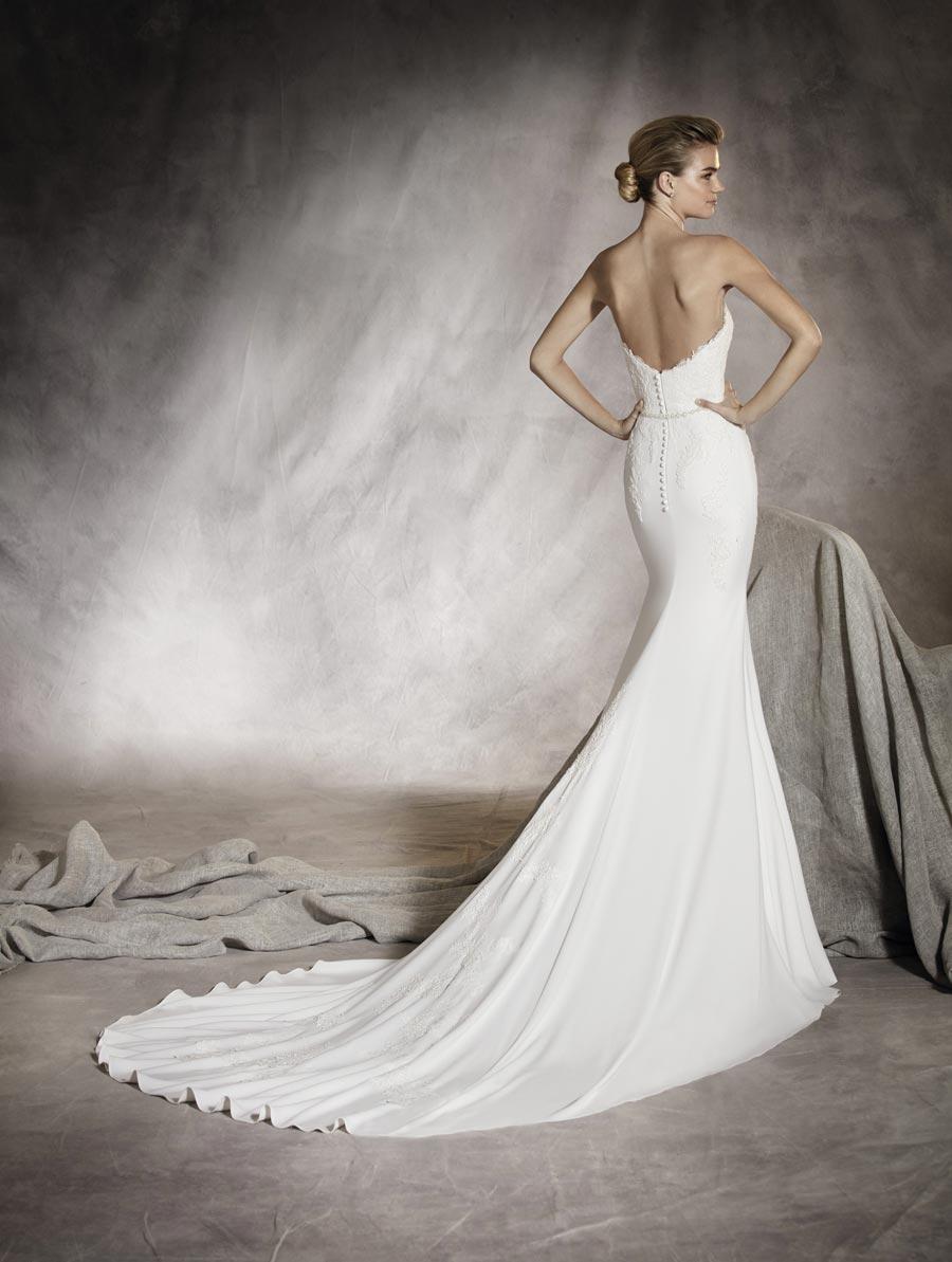 bouquet ideali per abiti da sposa pronovias