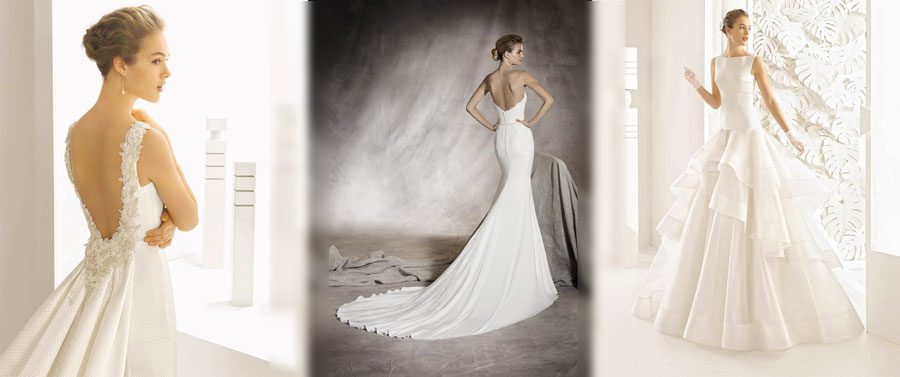 abiti da sposa modelli sirena impero principessa