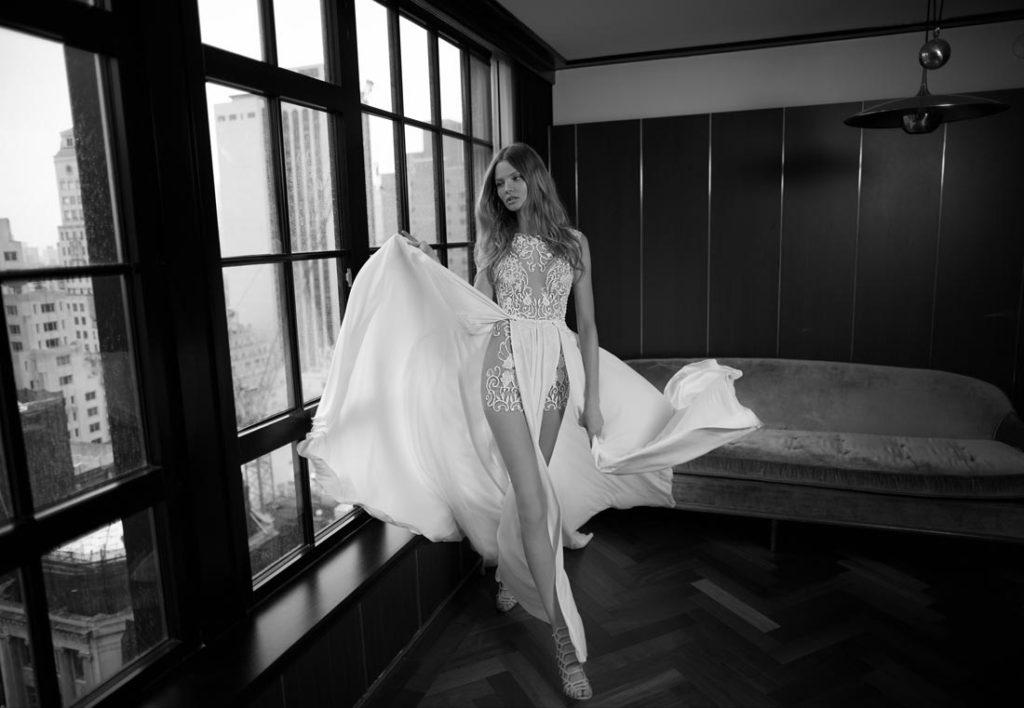 abiti da sposa berta bridal design innovativo 2017